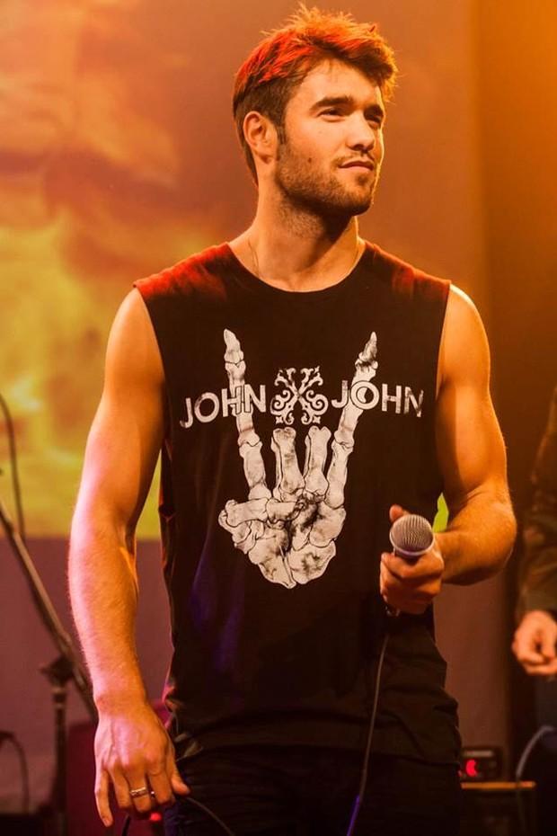 Joshua Bowman (Foto: Divulgação)