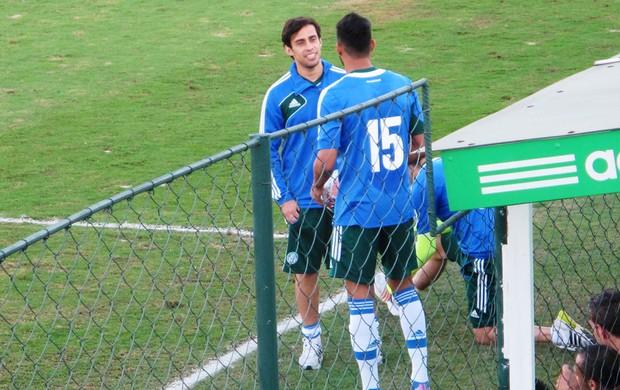 Valdivia Palmeiras (Foto: Marcelo Hazan)