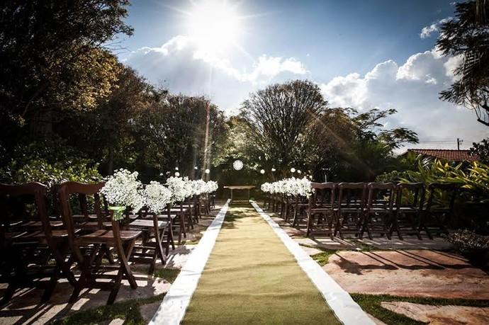 casa de festas, fluminense, casamento, fred (Foto: Divulgação)