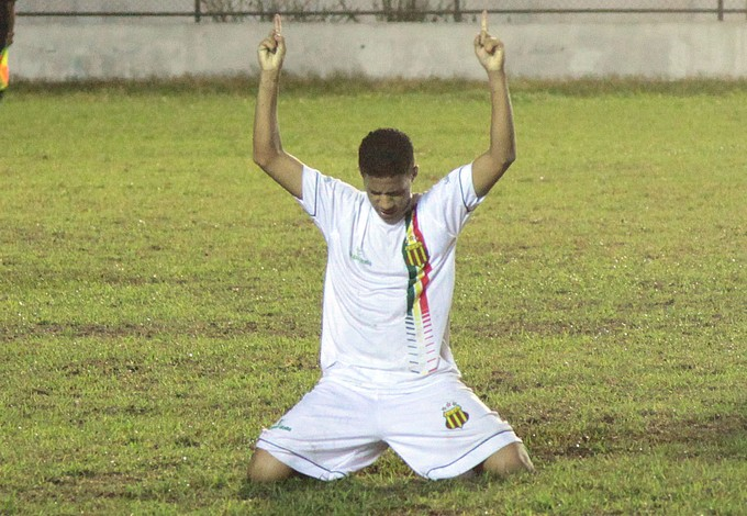 Sampaio campeão de etapa da Copa Maranhão sub-17 (Foto: Divulgação / Paulo de Tarso Jr.)