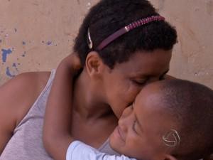 Ô de Casa: veja como está vida da Dona Cira (Foto: Reprodução/TV Morena)
