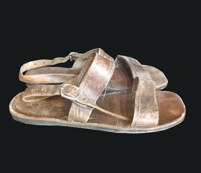 Use também um sandália (Foto: TV Globo)