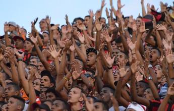 """Torcida esgota ingressos, e Argel celebra: """"Conseguimos essa química"""""""