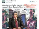 Datena e outros famosos que já viraram personagens dos quadrinhos