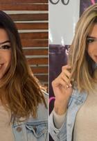 Petra Mattar muda o visual: loira e com os cabelos mais curtos