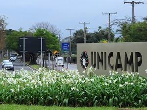 A Universidade Estadual de Campinas (Unicamp) (Foto: Neldo Cantanti / Unicamp)