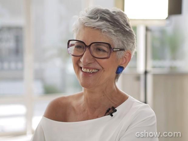 Maria Lúcia enfrenta o preconceito com serenidade (Foto: Amor à Vida/TV Globo)