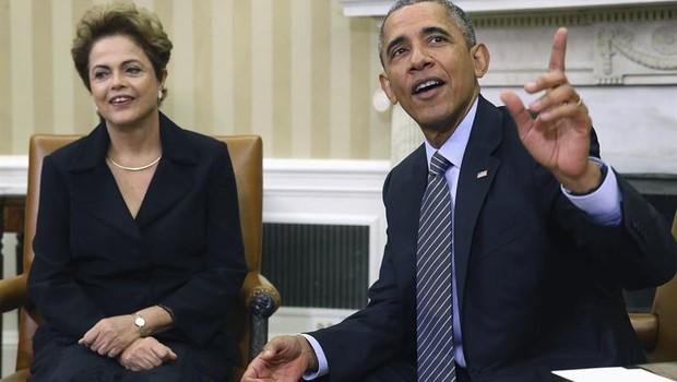 EUA grampearam telefones de 29 membros do governo Dilma, revela Wikileaks