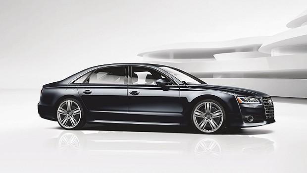Audi lança A8 L com 450 cv nos Estados Unidos (Foto: Divulgação)