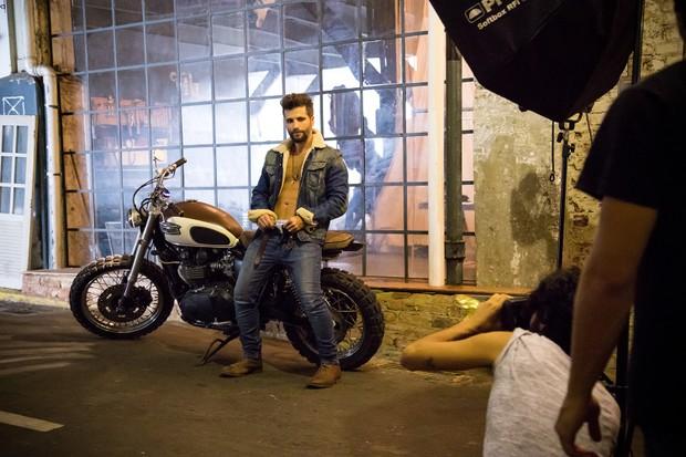 Bruno Gagliasso (Foto: Elvis Moreira/Divulgação)