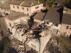 Itália tem novo tremor de terra na manhã desta terça-feira (1)