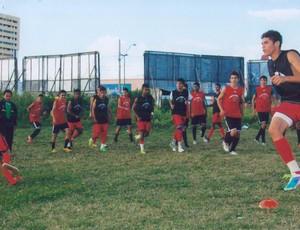 Seleção paraibana de jogadores livres (Foto: Divulgação)