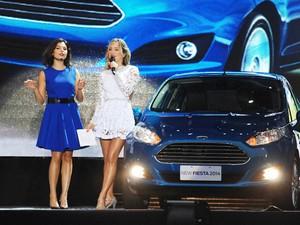 Ford New Fiesta brasileiro (Foto: Divulgação)