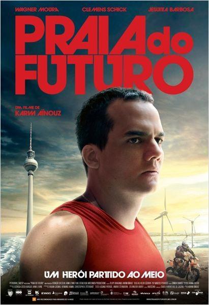 Cartaz do filme Praia do Futuro (Foto: divulgação)