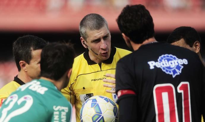 Anderson Daronco, Palmeiras e São Paulo (Foto: Marcos Ribolli)