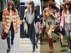 Na semana do Rock in Rio, confira o estilo exótico da cantora Florence Welch, que se apresenta no festival