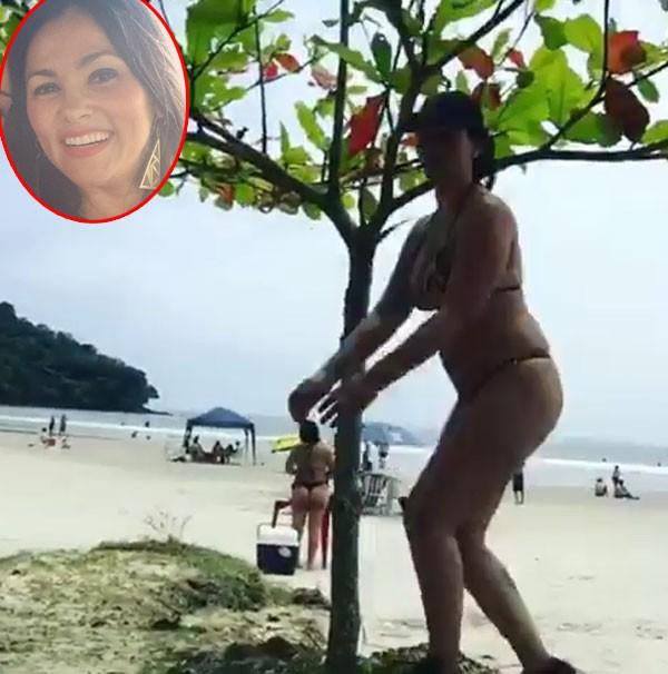 Suzana Alves (Foto: Reprodução)