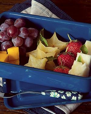 Salada de frutas (Foto: Cacá Bratke)