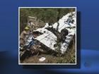 Quatro vítimas de acidente aéreo em Goiás eram do Sul de Minas