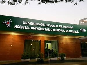 Projeto prevê finalização das obras de dois blocos do Hospital Universitário. (Foto: AEN/Divulgação)