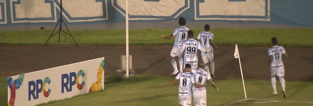 5b171ca5ce Londrina x Coritiba - Campeonato Paranaense 2017 - globoesporte.com