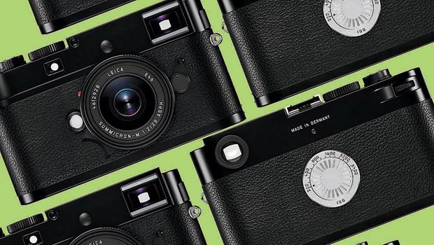 Ideias;Tecnologia;Ciência;Comportamento;Ícone da fotografia, Leica lança modelo sem visor na parte de trás (Foto: Divulgação)