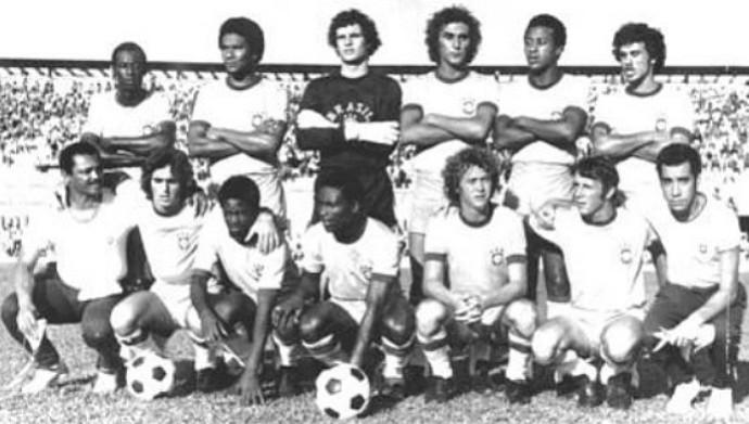 Seleção Olímpica Brasil (Foto: Blog do Baú Velho)