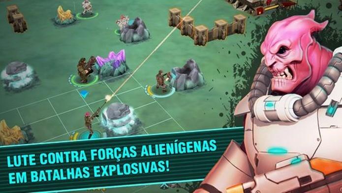 Tactical Heroes leva o pódio no quesito, melhores gráficos da semana (Foto: Divulgação)