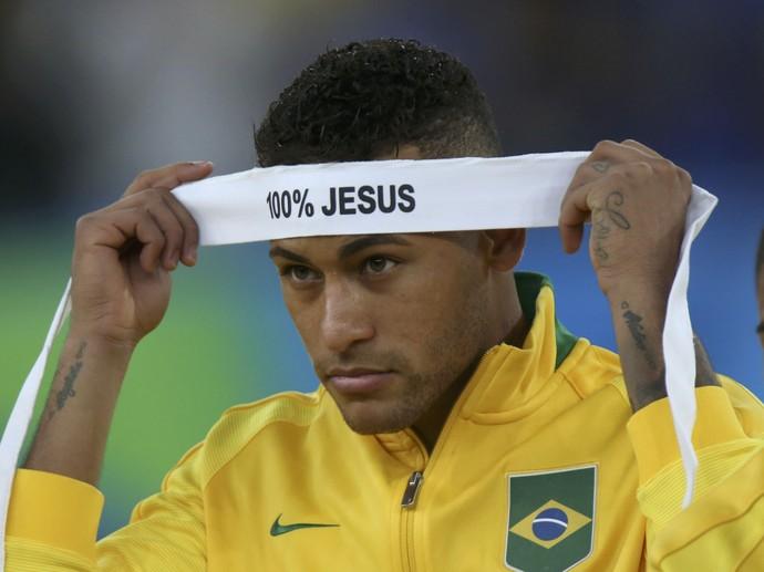 Neymar Brasil x Alemanha (Foto: Reuters)