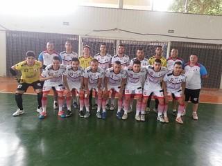 Grêmio Mogiano Liga Sudeste futsal (Foto: Reprodução/Instagram)