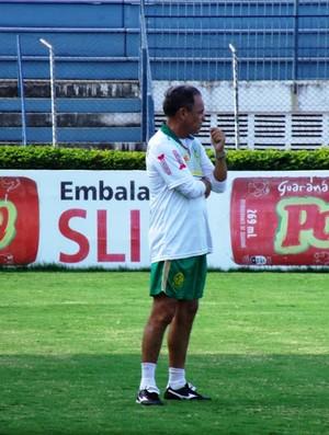 Roberval Davino, técnico do Mirassol (Foto: Vinicius de Paula/ Mirassol)