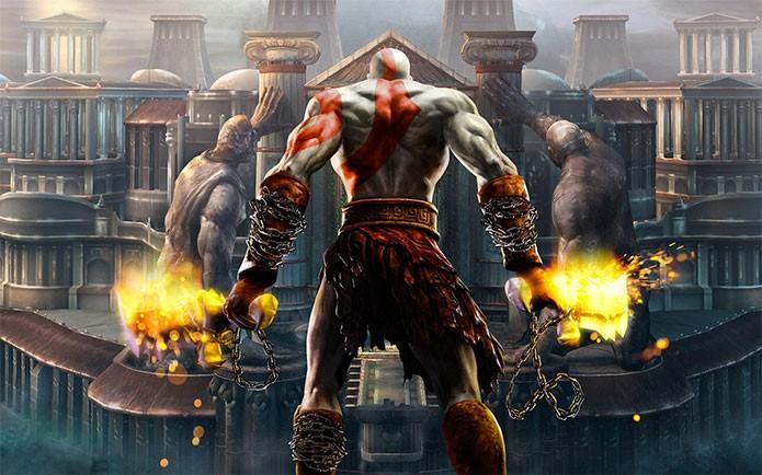God of War foi uma série que nasceu e fez sucesso no PS2 (Foto: Divulgação)