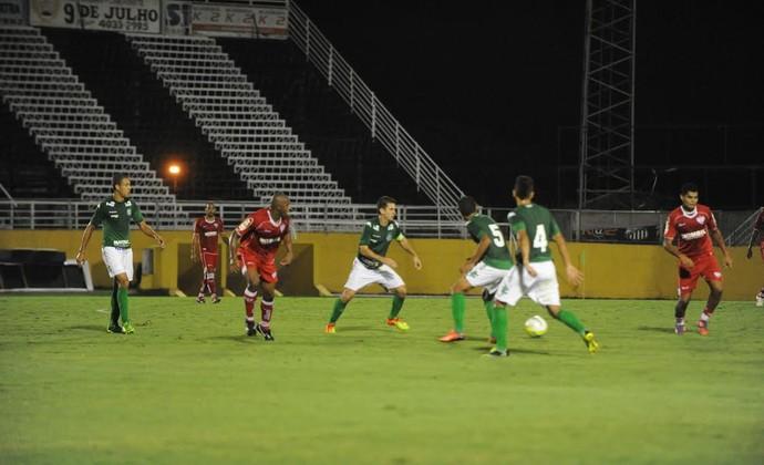 Guarani x Itapirense Série A2 Paulista (Foto: Israel Oliveira / Guarani FC)