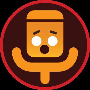 emoji chocado (Foto: Gshow)