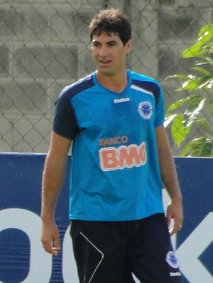 Marcos Cruzeiro (Foto: Marco Antônio Astoni/Globoesporte.com)