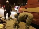Homens são baleados enquanto consumiam droga em casa de Vilhena