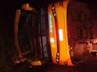 'Pensei o pior', diz mãe de passageira de ônibus que tombou em Rio Claro