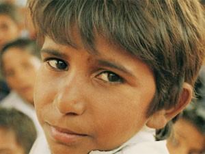 Iqbal Masih foi morto por lutar contra o trabalho infantil (Foto: Divulgação/World's Children's Prize)