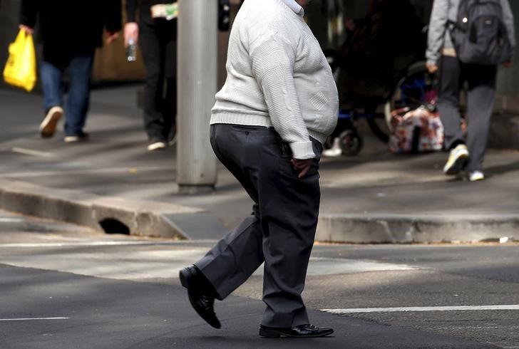 Aumento dos fatores de risco, como o sobrepeso e a obesidade, fez com que o número de adultos diabéticos quadruplicasse desde 1980 (Foto: David Gray/Reuters)