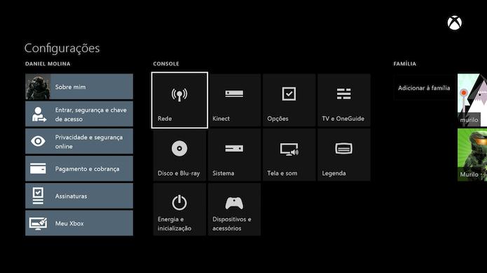 Status da Xbox Live: como saber quando está fora do ar ou em manutenção (Foto: Reprodução/Murilo Molina)