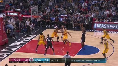 Melhores momentos: Cleveland Cavaliers 78 x 108 Los Angeles Clippers pela NBA