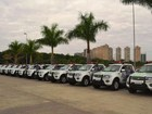 Novas viaturas da Polícia Ambiental são entregues para Baixada e Vale