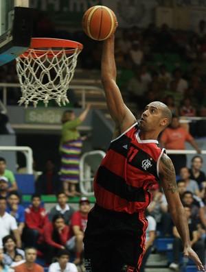Basquete - Flamengo x Halcones (Foto: Samuel Vélez/FIBA Américas)