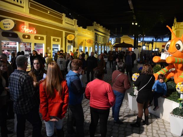 Fenadoce se encerrou neste domingo (Foto: Divulgação/Fenadoce)