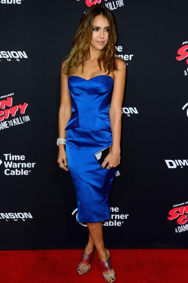 A atriz Jessica Alba (Foto: Getty Images)