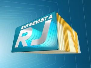 Selo RJ entrevista TV Rio Sul (Foto: Arte/TV Rio Sul)