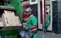 Morador organiza dias e horários para coleta de lixo