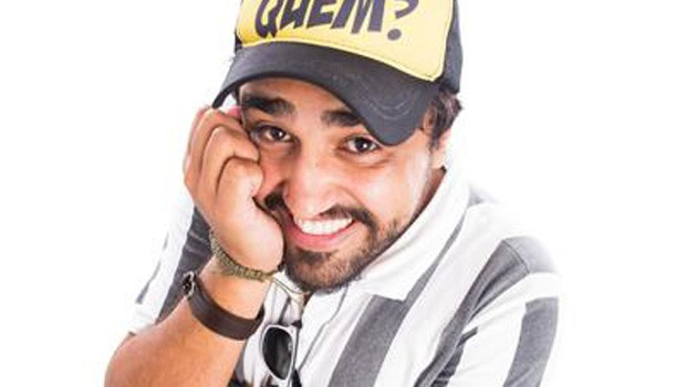 humorista Hallorino Junior, criador do personagem Carmo da Silva, vai se apresentar em Almirante Tamandaré (Foto: Divulgação)