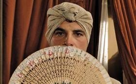 Anderson di Rizzi vestido de mulher? Será que Josué virou 'invertido'? Veja!