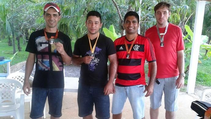 Vencedores das categorias pontuaram nos rankings estadual e nacional  (Foto: Catep/Divulgação)